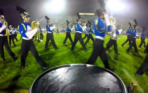 Marching Band Exhibition