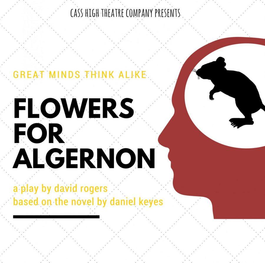 Cass Thespians Present Flowers for Algernon