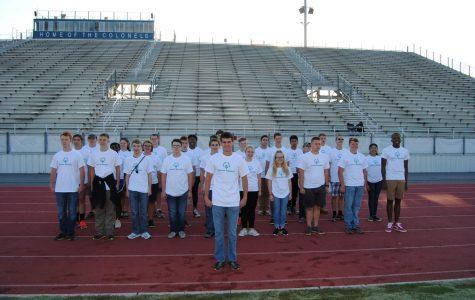 JROTC At the Special Olympics