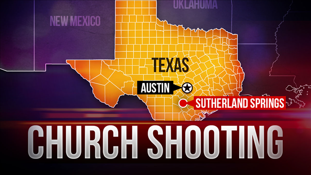 More is Known About the Texas Church Shooter