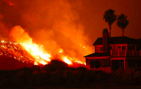 Wildfires Ravage California