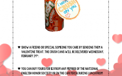 NEHS is Hosting a Valentine's Day Fundraiser
