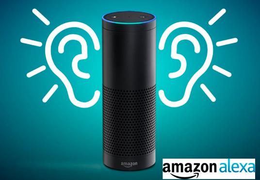 Amazon's Alexa: Is She Always Listening?