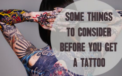 Tattoos: Why? And When to Get One?