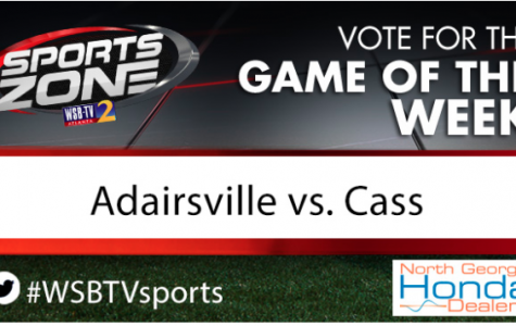 Cass vs. Adairsville: Vote for the Game of the Week