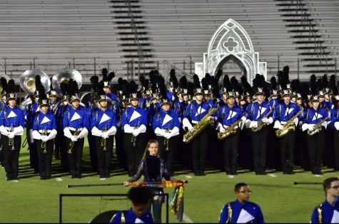 Band Hits a High Note at Bartow County Exhibition