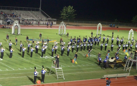 Cass High Marching Colonels: The Real Stars of the Half-Time Show