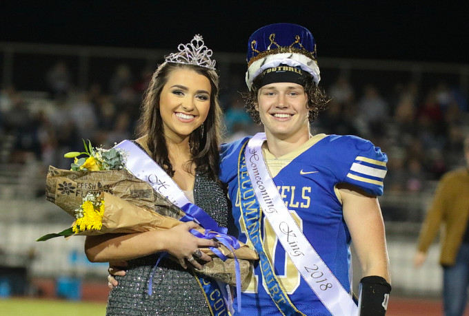 Homecoming King and Queen 2018