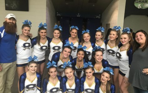 Hard Work Pays Off: Cass High Competition Cheer Places 9th at State