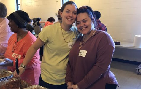 Colonels Contribute to the Community