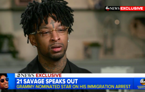 "The Detainment of ""21Savage"""