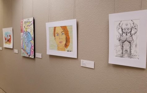 Cass High's Artists Display Their Work at the Booth Western Art Museum