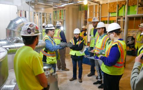 Cass High School's Construction Field Trip