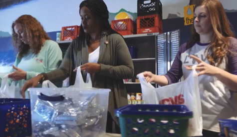 Fighting Hunger, One Backpack at a Time