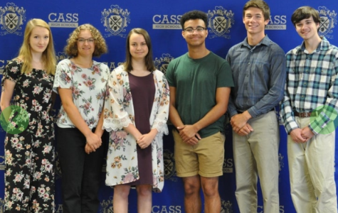 Cass High Announces 31 AP Scholars