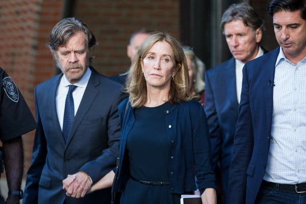 Parent Involved in SAT Scandal Receives Verdict