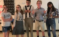 Homecoming 2019: Mathletes vs. Athletes