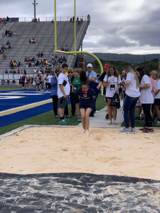 Cass High's 2019 Special Olympics