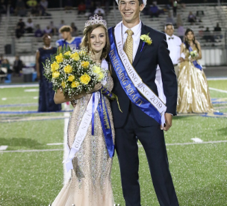 Homecoming King and Queen Revealed
