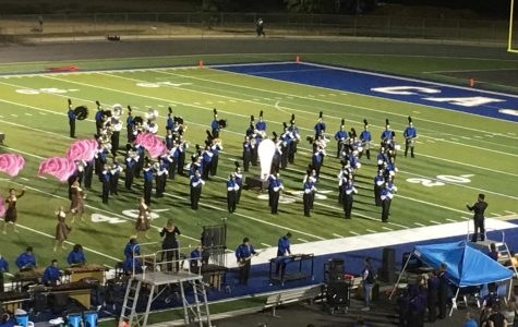 Band New Show Lights Up the Night