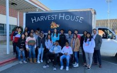 Interact Club's Food Drive
