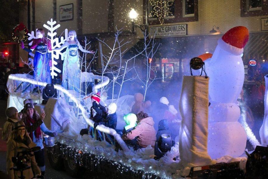 Cartersville's Annual Christmas Parade