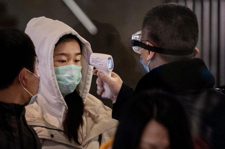 New Coronavirus Affects Hundreds
