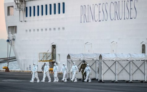 Japanese Cruise Ship Put Under Quarantine After Coronavirus Outbreak