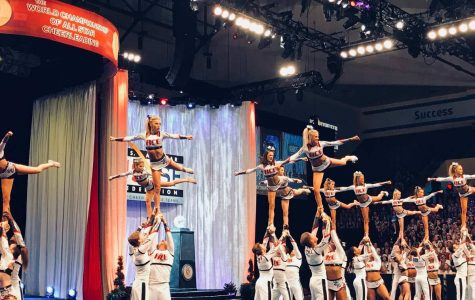 Is Competition Cheerleading a Sport?