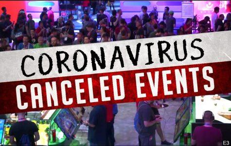 Coronavirus Cancels Sports