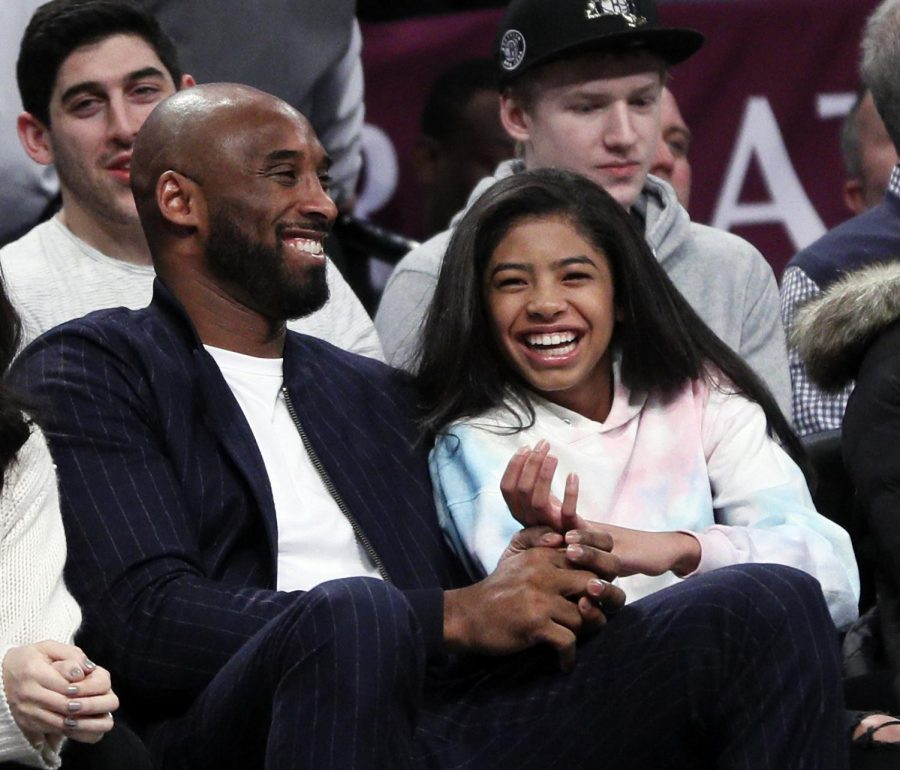 Thousands+Attend+A+Celebration+of+Life+for+Kobe+and+Gianna+Bryant