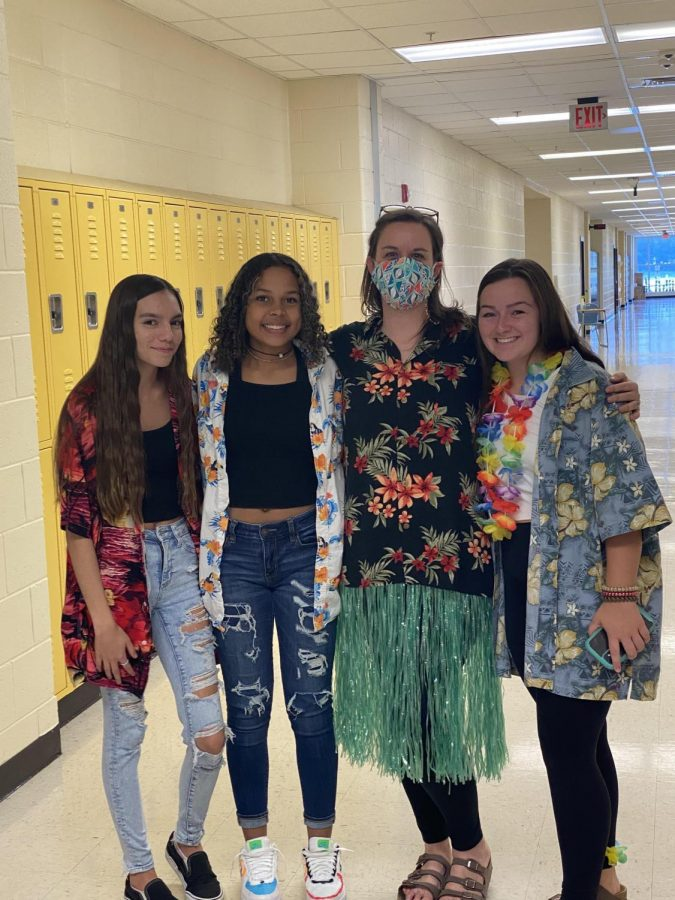 Homecoming: Tropical Tuesday