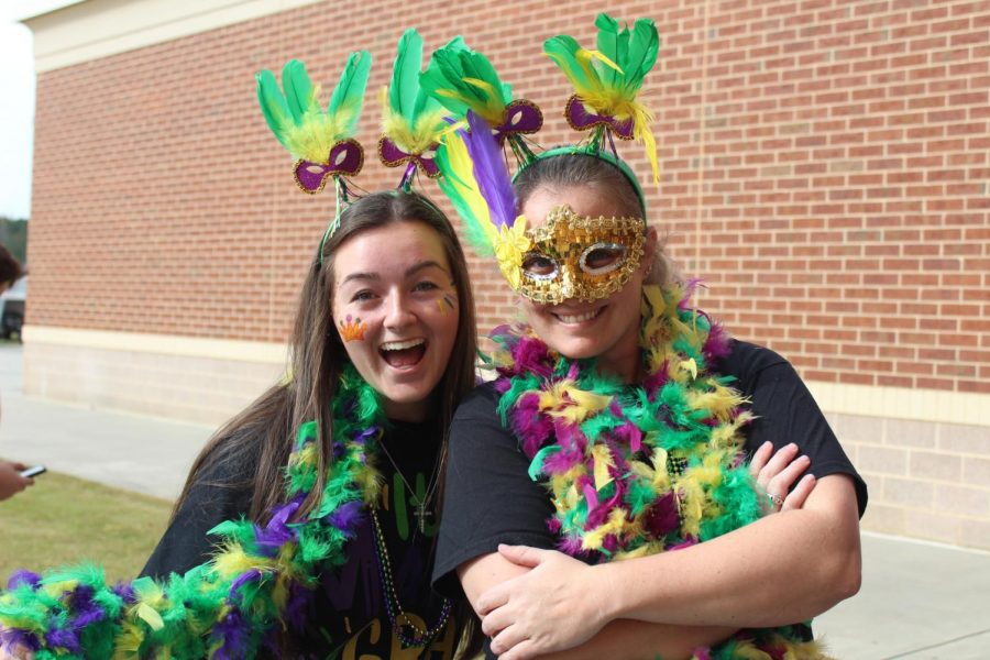 Homecoming: Theatrical Thursday/Mardi Gras