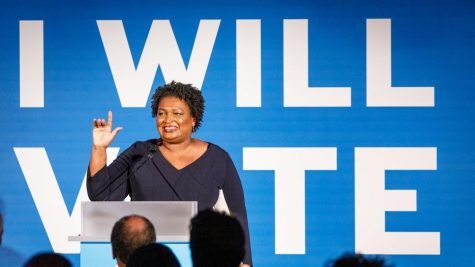 The Return of Stacey Abrams