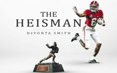 Devonta Smith Wins the Heisman Trophy