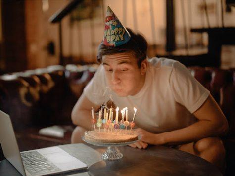 Corona-bration: Birthday