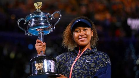 Naomi Osaka Wins the Women
