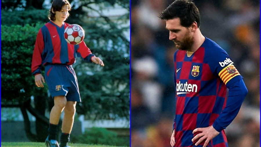 After More Than Two Decades, Lionel Messi Leaves FC Barcelona