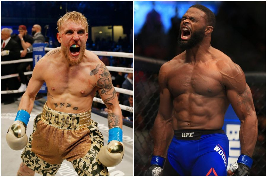 Jake+Paul+Survives+Deadly+Strikes+to+Defeat+Tyron+Woodley