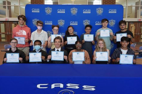 Cass High Honors 33 AP Scholars