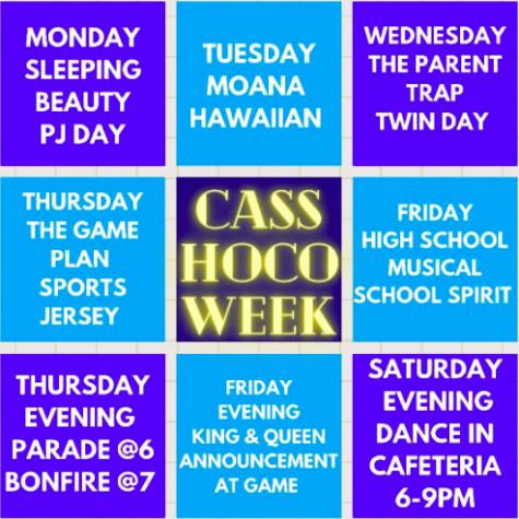 Homecoming Week is Here!